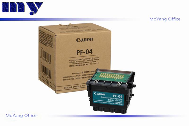 Original Canon PF-04 PrintHead for iPF6300 IPF6350 IPF6400 IPF6410 IPF6450 iPF6460 printer
