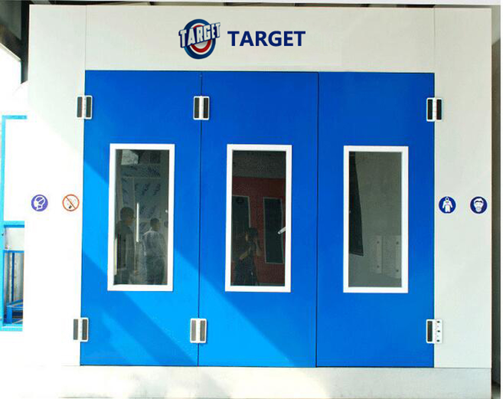 Car Spray Booth,Paint Booth,Paint Baking Oven