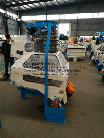 high quality automatic lentil processing machine