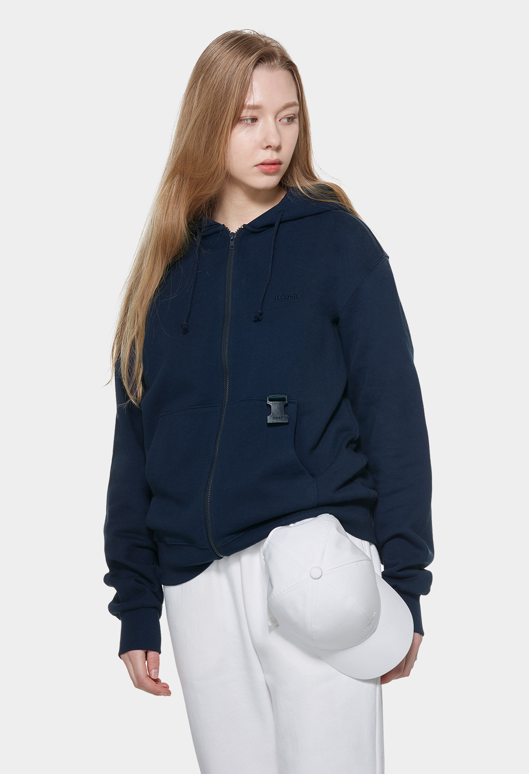 ZIP-UP BK 1