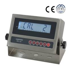 HF-S/HF-L weighing indicator