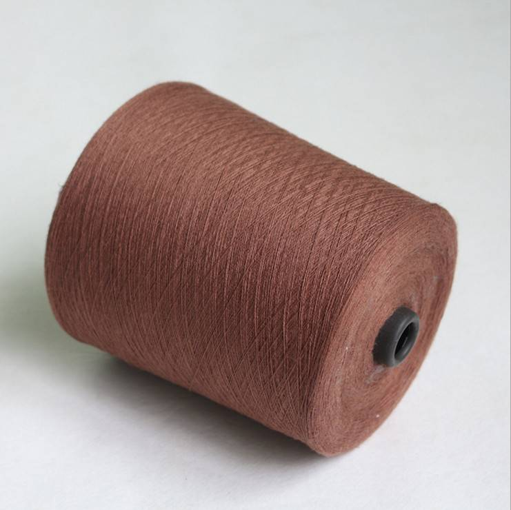 China suppliers recycled sock cotton yarn ne 12s/1 blended cotton yarn for sock knitting