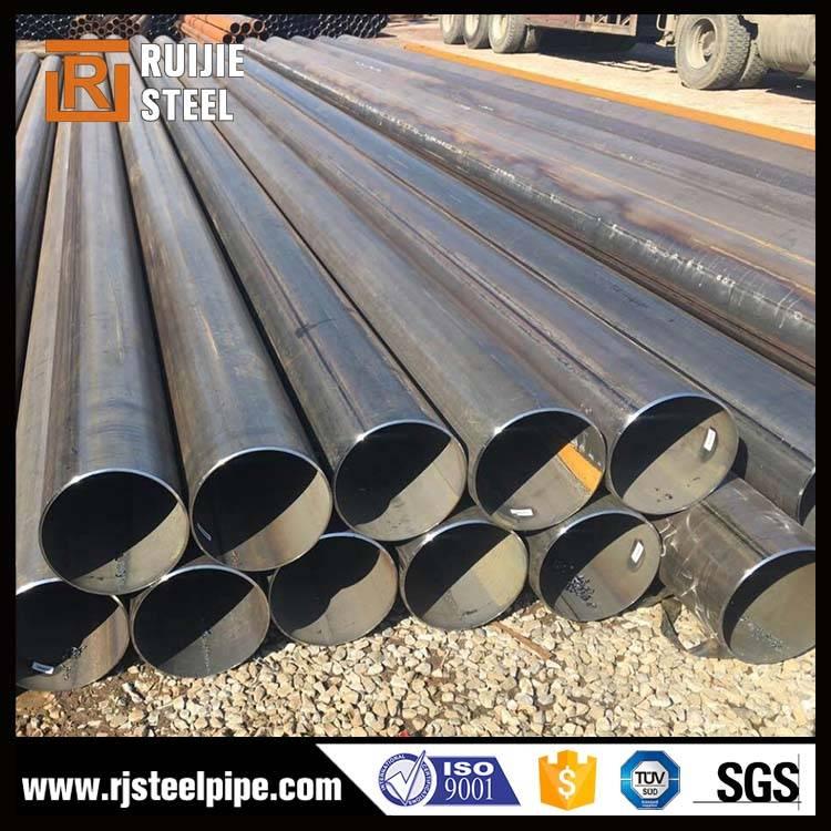 Longitudinally Submerged Arc Welding Steel Pipe (LSAW)