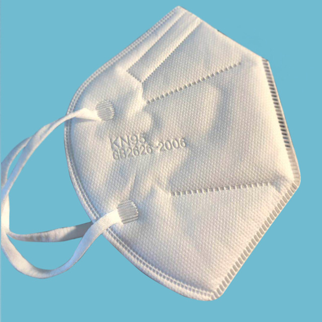 KN95 Safety Protective Face Mask Disposable,3D Non woven 5 Layer Anti Dust Mask Breathing Face Mask