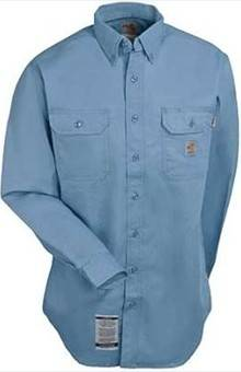Fire Retardant Cotton Shirt