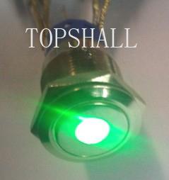 19mm Dot illumination switch/ pushbutton switch/metal switch/metal pushbutton switch