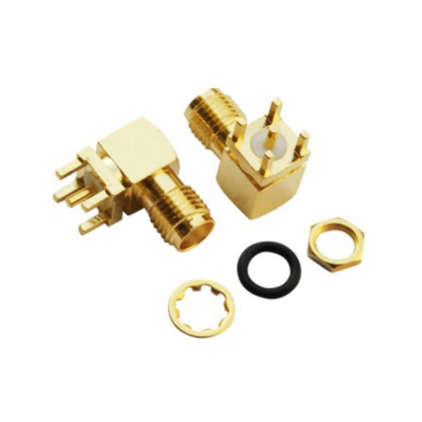SMA female connector for PCB