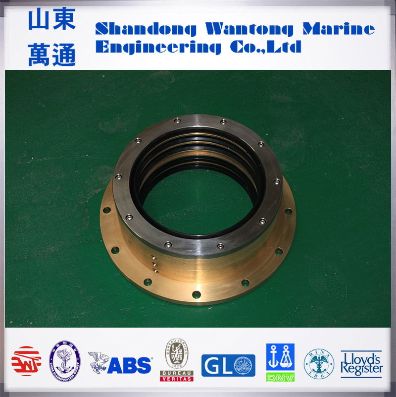 Marine Vessel Oil lubrication stern shaft sealing apparatus
