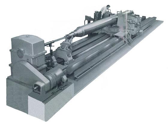 Roll Grinding Machines 50-60 x 364 FARREL GIUSTINA