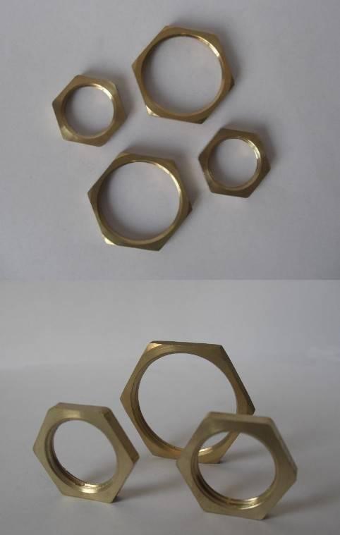 Brass Thread Nut