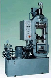 Automatic hydraulic press,dry magnetic powder ferrite powder hydraulic press