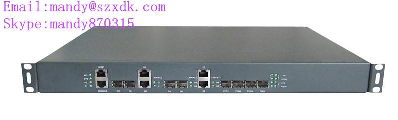 EPON OLT with 4 pon ports