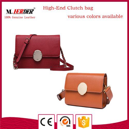 Fashion leather ladies handbag