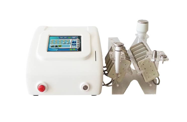 Lipolaser+RF+Cavitation Slimming System 3D-SHAPE