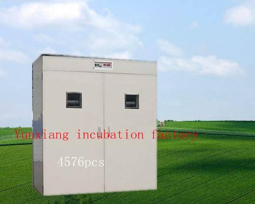 12376pcs quail egg hatching machine