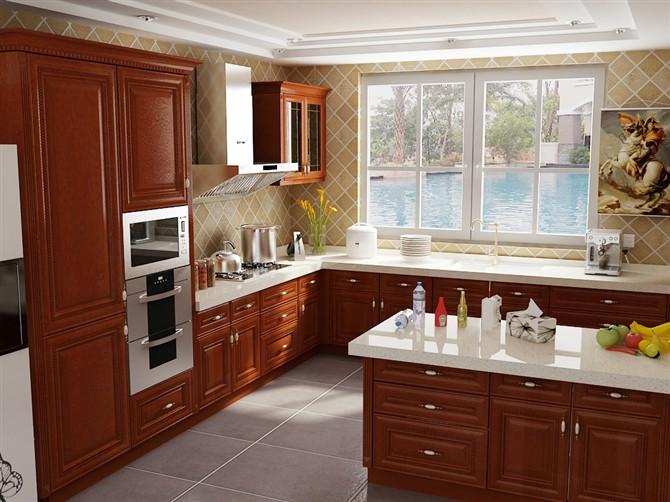 snow white in stock kitchen quartz countertops
