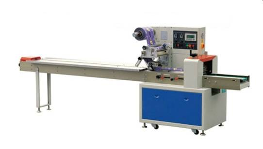 480 Pillow Packing Machine