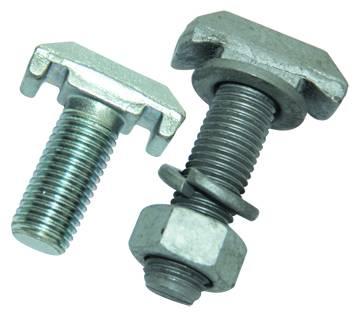 rail clip bolt