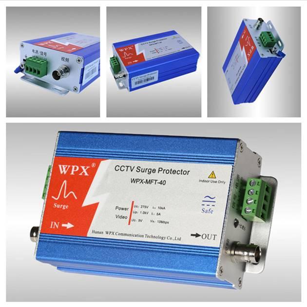 Multifunctional BNC 220V 10Mbps Lightning Protection