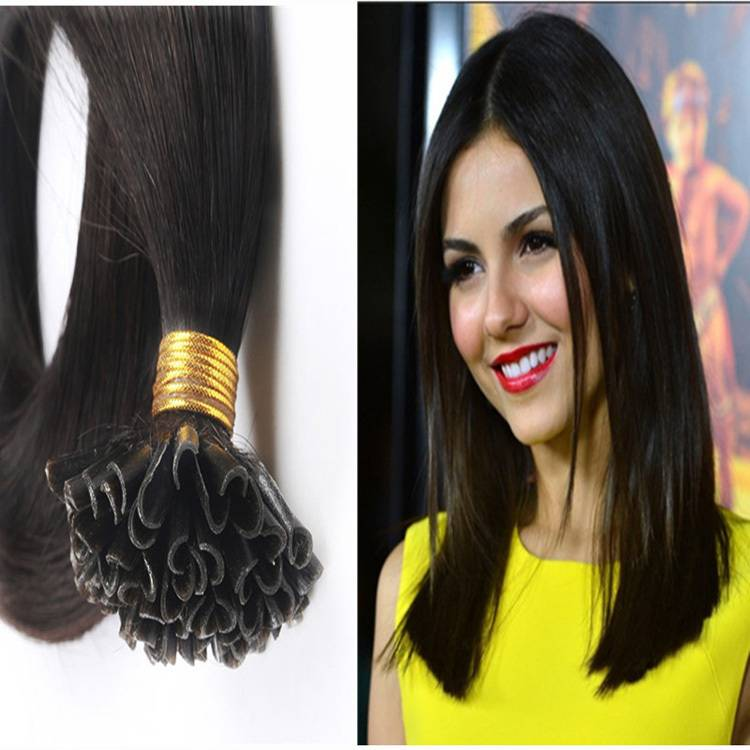 2016 new arriving U-Tip Remy Hair Brazilian Human Hair Extension