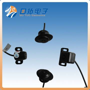 Universal Type of 360 Degrees Around-View Car Intelligent Parking Assistant System