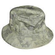 adult full printed bucket hat