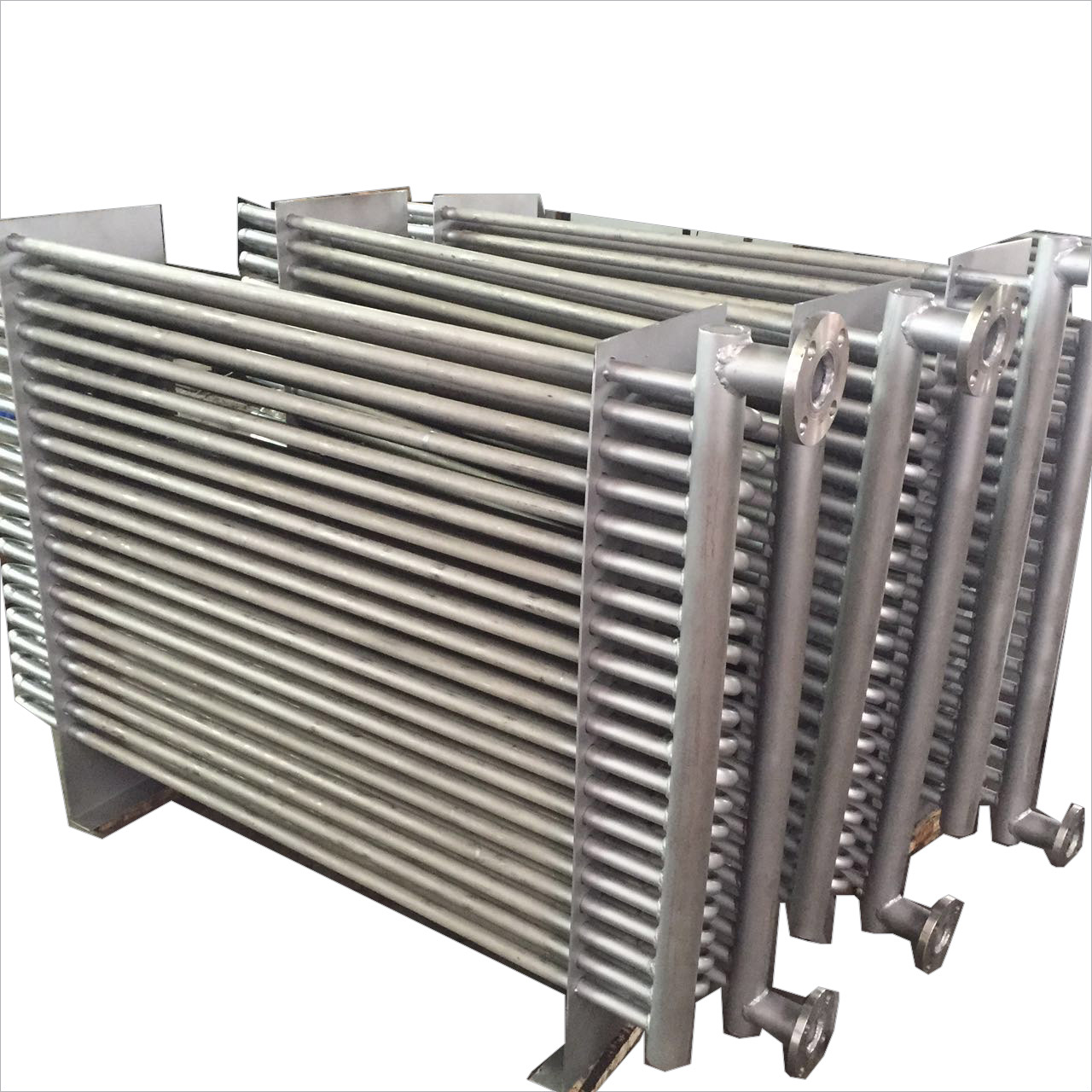 Oil to Air Condensing Heat Exchangers