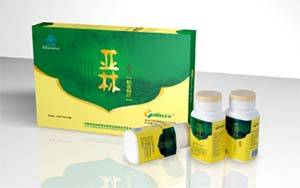 Yalin pore-smashed pine pollen tablet