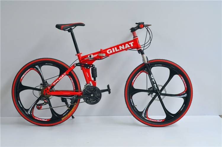 high grade folding bike with Magnesium alloy wheels