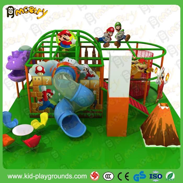 indoor commercial amusement park playground equipment