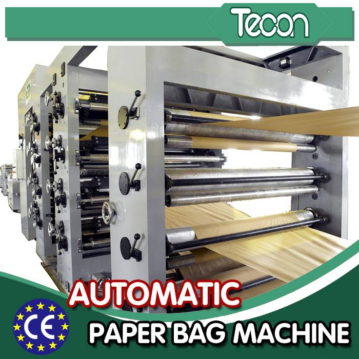 High Speed Multi-function Paper Packaging Machine