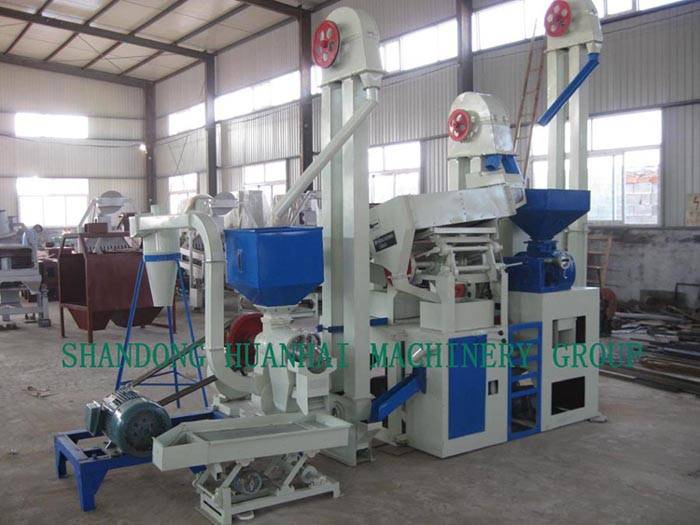 rice machinery 15TPD 20TPD 30TPD