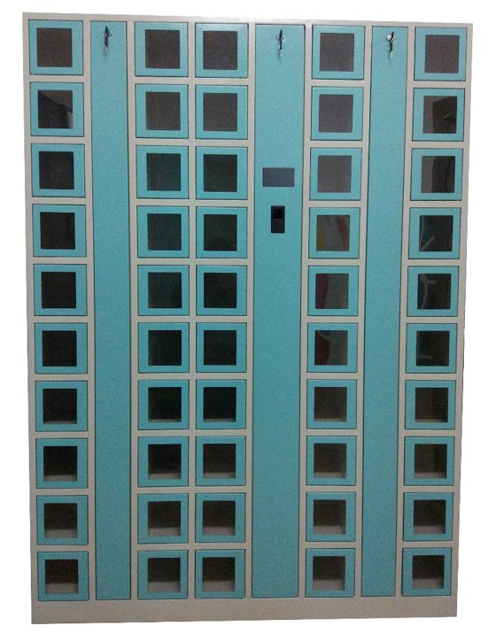 Fingerprint Cellphone Cabinet (HZWSJG1850)