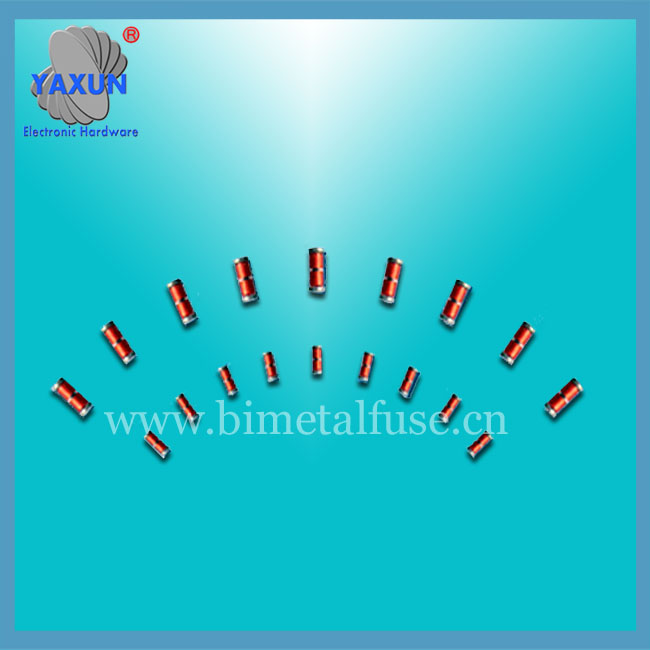 Glass Sealed Low-temperature NTC thermistor