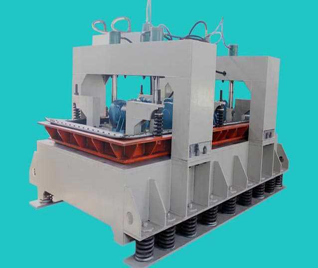 vibrating stone polishing machine