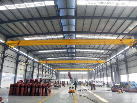LDP Model Single girder overhead crane