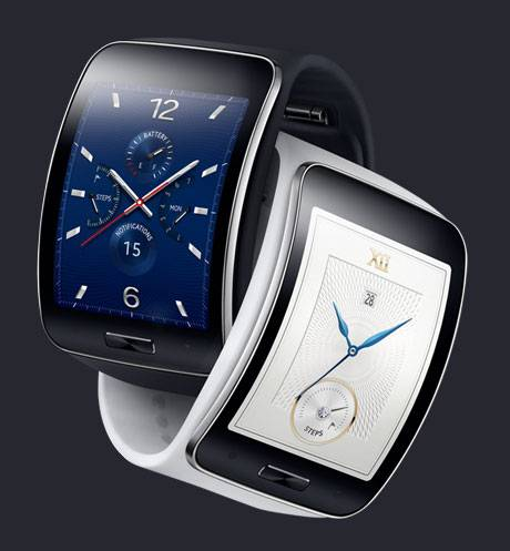 SAMSUNG GALAXY GEAR WATCH S R-750