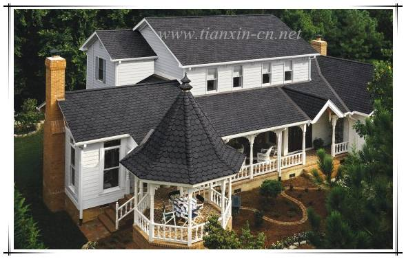 Laminated best colored asphalt roof shingle