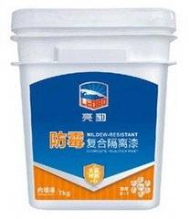 Mold compound isolation paint
