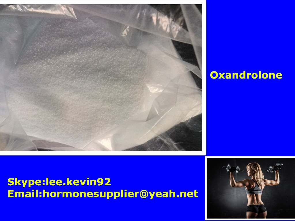 Safely White Powder Oxandrolone / Anavar cas53-39-4 Oral Anabolic Steroids With USP30 for bodybuild