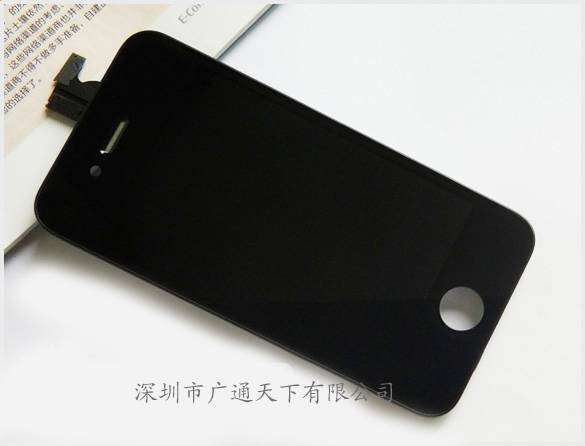 low price iPhone LCD screen for iphone 4 with digitizer assembly