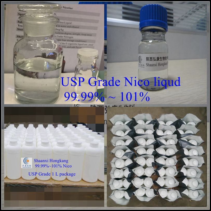 Nicotine Liquid 99.99% ( 1000mg/ml)from nicotine manufacturer
