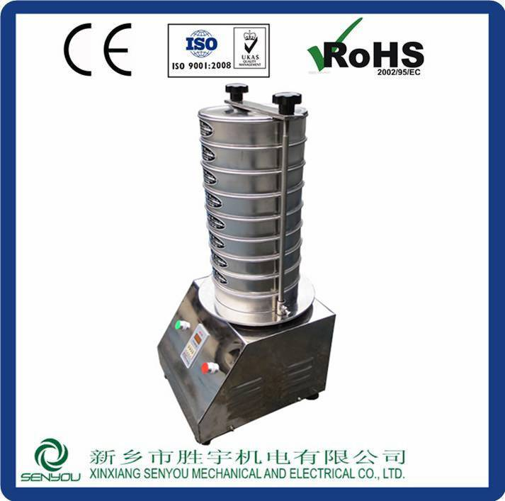 ISO standard full-automatic lab test sieve