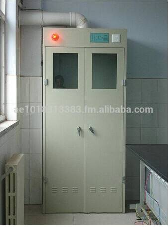 steel Gas Cylinder Cabinet laboratory furniture gas cabinet