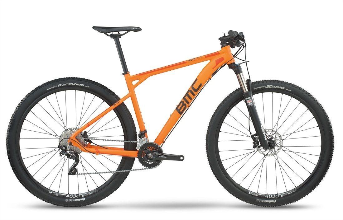 2017 BMC Teamelite 03 Deore/SLX Bike