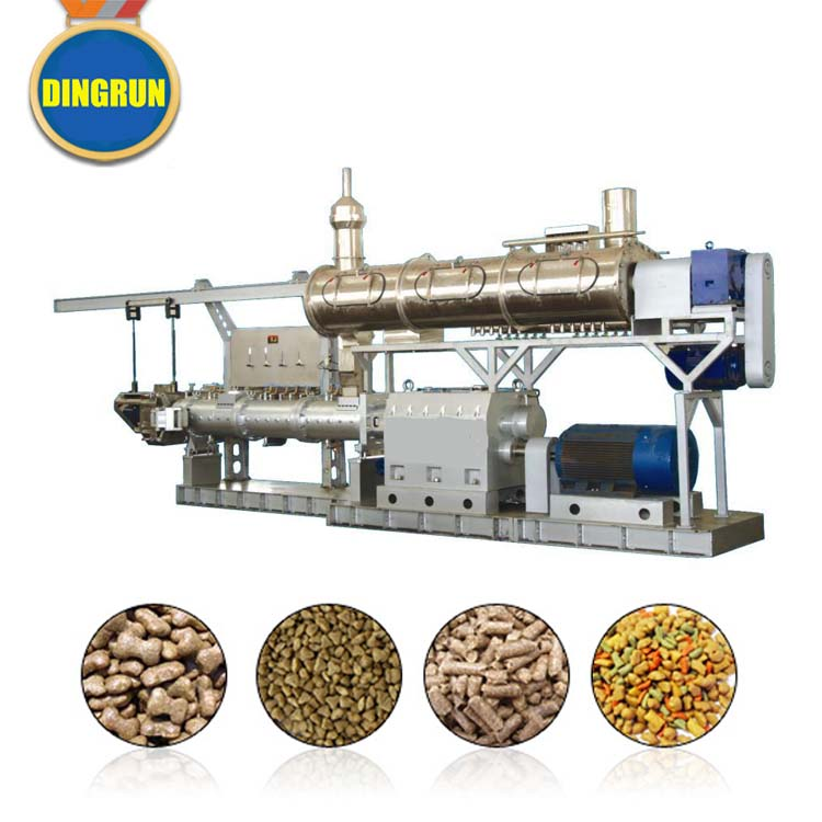 dog food machine pet food processing machine
