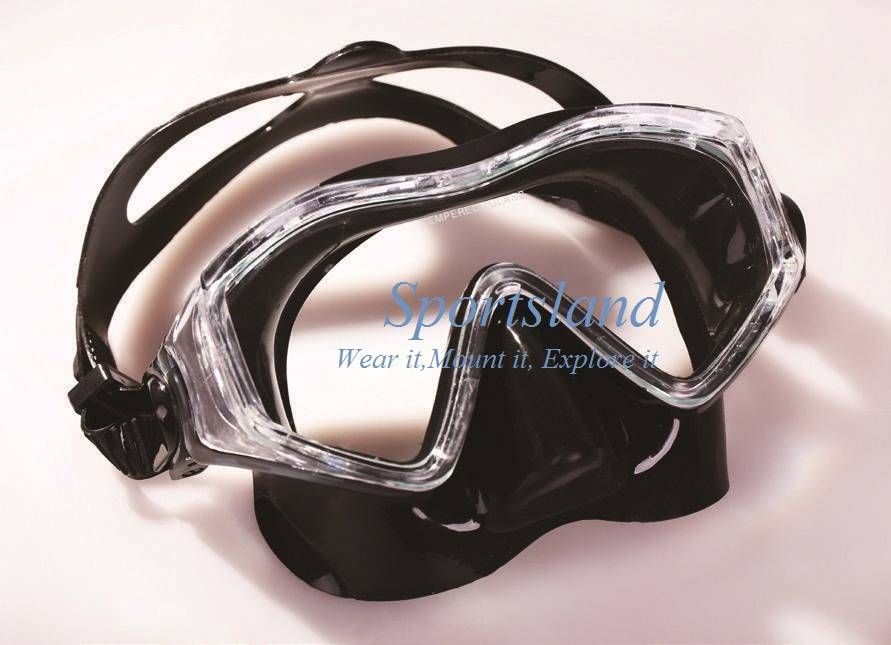 Adult Scuba Diving,Free Diving Mask MS-6.4