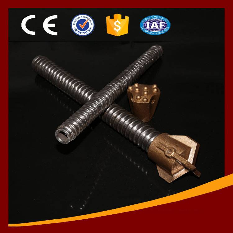 LUHUI R51 High Quality Solid Rock Cross Rock Drill Bits for Mining