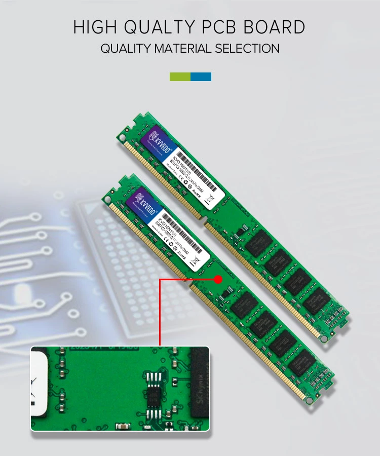 KVVEDO RAM DDR3 4GB 1600mhz