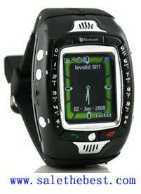 Tri-band watch mobile phone AK-808